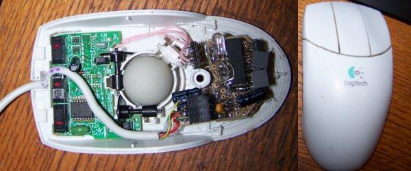 DIY : Fabriquer une souris à accéléromètre.