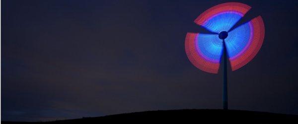 Siemens Superstar : Une éolienne à persistance rétinienne.