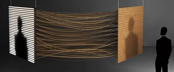 Réaliser une image parallèle avec des photorésistances et des ampoules.