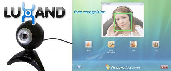 Luxand Blink ! : Reconnaissance faciale pour Windows.