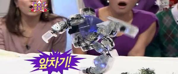Vidéo : Les Robots Danseurs de Noël font leur Show.