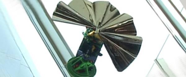 Shady : Un robot du MIT pour vous faire de l'ombre.