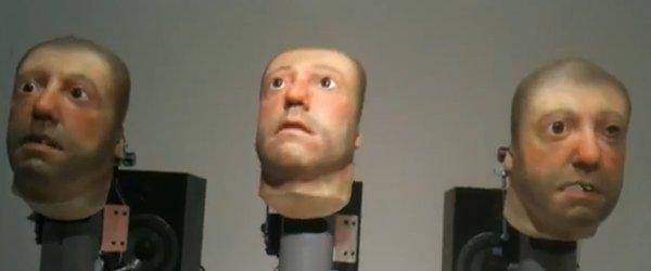 Vidéo : Un trio de robots chanteurs qui fait peur...