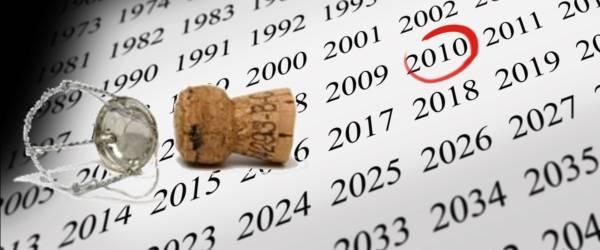Bonne année 2010, c'est l'heure d'un petit bilan.