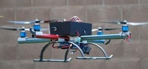 Quaduino : Un drone 4 pales à base d'Arduino à construire.