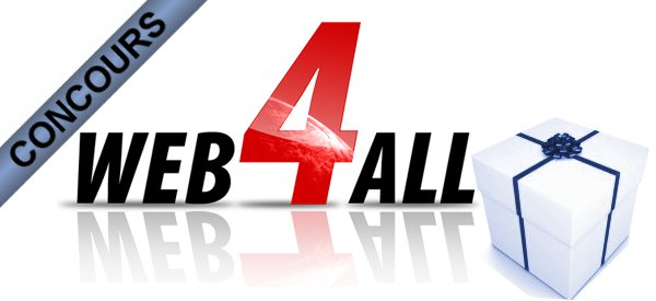 Gagnez des packs d'hébergement Web4all avec Semageek