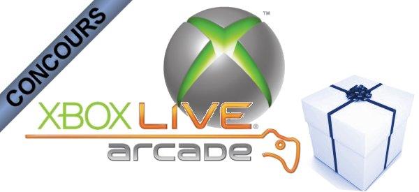 Gagnez des jeux Xbox Live Arcade avec Semageek