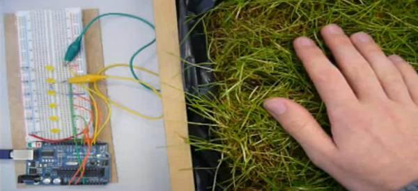 DIY : Fabriquer l'herbe interactive de Pandora - Avatar.
