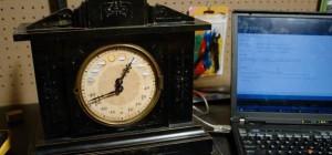 DIY : Une horloge météo SteamPunk à base d'Arduino.
