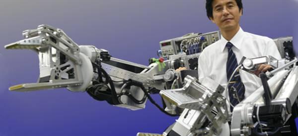 Vidéo :Activelink développe des armures robotisées type Mecha.