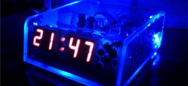 DIY : Fabriquer un réveil matin en technologie CMOS.