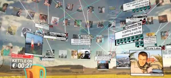 Vidéo : Quand la réalité augmentée devient hyper réalité.