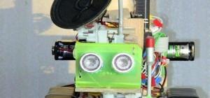 Rubo : Le robot joueur de batterie.