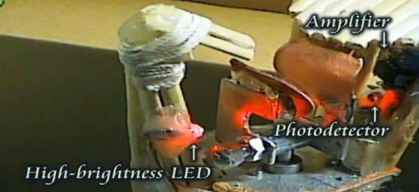 Vidéo : De nouvelles mains pour le Robot Gymaste.