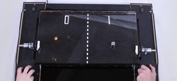 DIY IRL : Une table de Pong dans la vrai vie.