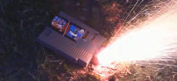 8 Bits : Le test de solidité des cartouches NES !
