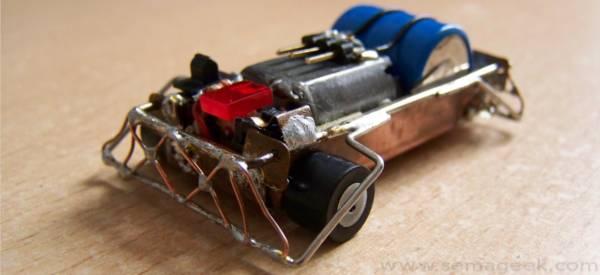 DIY : Fabriquer une voiture Ping Pong