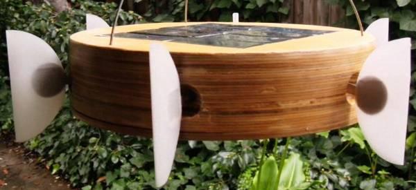 Winduino : Un instrument de musique écologique contrôlé par le vent.