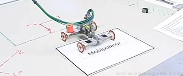 Vidéo : Le zapping des robots manipulateurs.