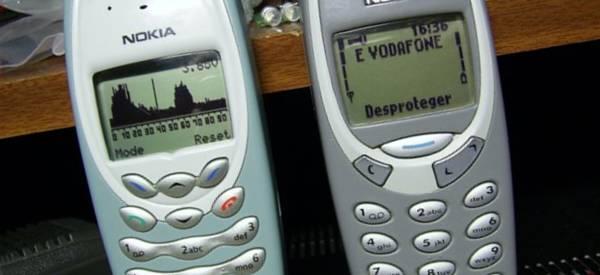 DIY : Transformer un Nokia 3410 en Analyseur de spectre 2.4GHz.