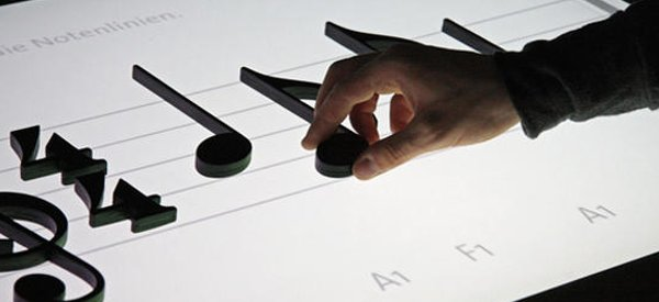 Noteput : Une interface pour apprendre les bases de la musique.