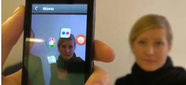 Recognizr : Une application mobile de reconnaissance faciale pour partager ses reseaux sociaux.