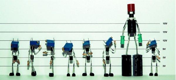 DIY : Une incroyable collection de sculptures à bases de composants électroniques
