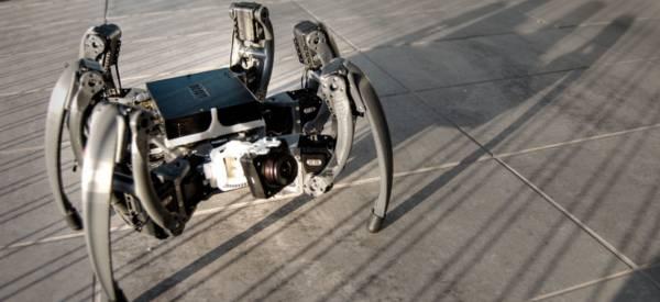 Le robot Hexapod DIY qui intéresse Intel.