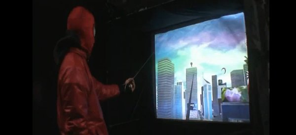 Spider Hero : Un simulateur de Spiderman en réalité virtuelle.