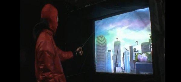 Spider Hero : Un simulateur de Spiderman en réalité virtuelle.