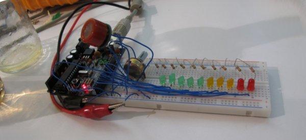 DIY : Construire un ethylomètre avec un kit Arduino.