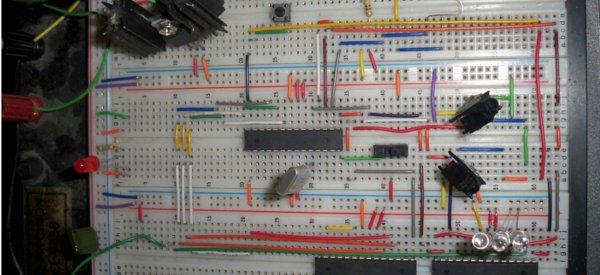 DIY : Fabriquer une console 8 bit EES avec manette sans fil.