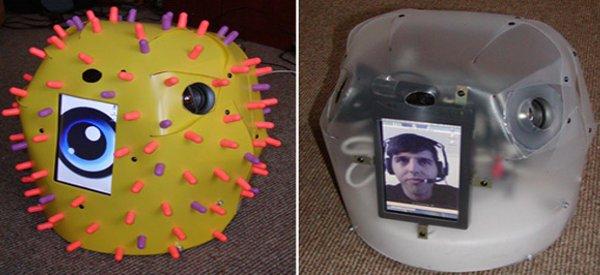 DIY : Fabriquer un robot de téléprésence Sparky Jr.