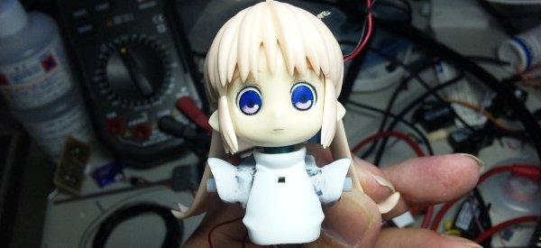 DIY : Transformer une figurine manga en robot