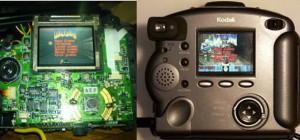 DoomBox : Transformer un appareil photo en console de jeu.