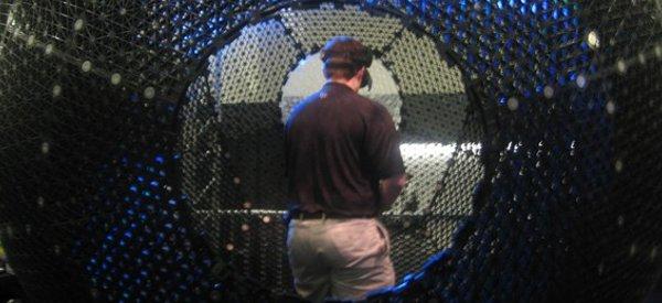 VirtuSphere : La sphere du futur qui va révolutionner le jeu vidéo.