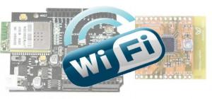 AsyncLabs: Des kit et des shields compatible Arduino avec Wifi 802.11B intégré