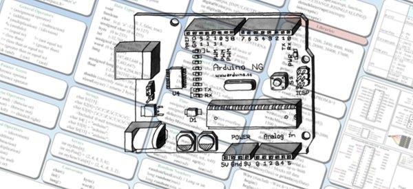 Arduino Cheat Sheet : Le poster memento pour développer sur l'IDE Arduino.