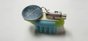 DIY : Bristlebot, transformer une bosse à dent en robot vibrobot.