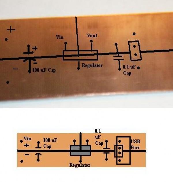 Célèbre DIY : Fabriquer un chargeur de secours USB 5V. - Semageek FD98