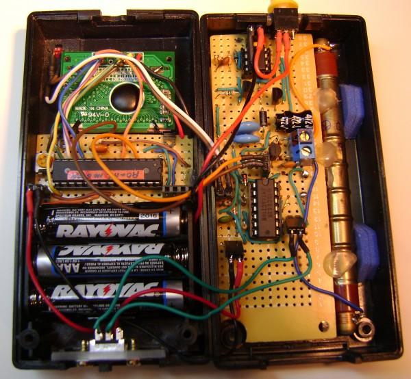 Diy fabriquer un compteur geiger avec kit arduino