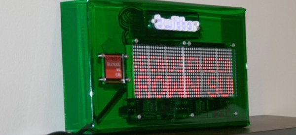 DIY : Fabriquer un Tweetwall pour afficher votre timeline de Twitter