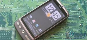 Test et avis du HTC Desire