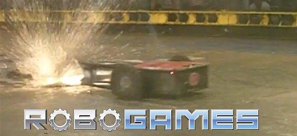 RoboGames 2010 : Vidéo de l'épreuve de combat de robots