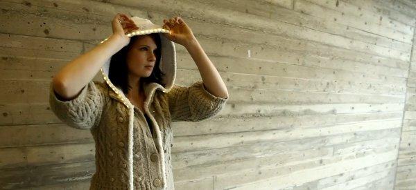Skôn : Une exploration entre le textile et l'électronique