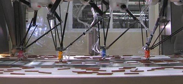 FlexPicker : Un robot qui trie les saucisses plus vite que son ombre