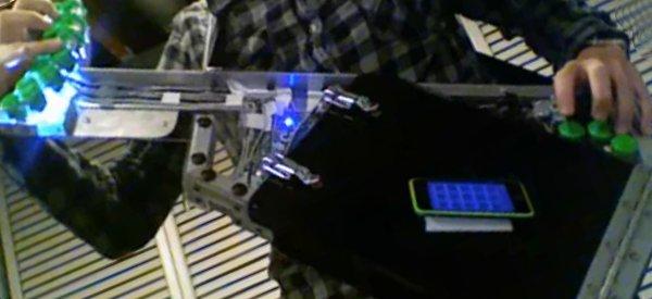 ArcaMidi : Une guitare électrique avec un coeur d'ordinateur