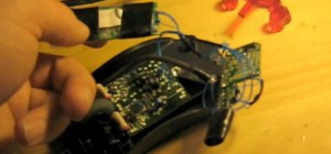 DIY UberMouse : Rajouter un module Wifi et une clé USB à votre souris