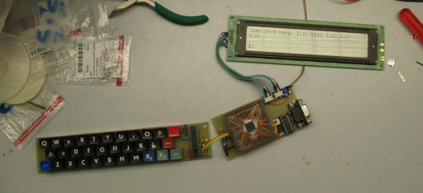 DIY : Un ordinateur Z80 émulé à l'aide d'un micro-controleur PIC
