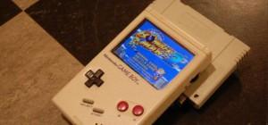 DIY : Transformer une Nintendo GameBoy en SNES Portable